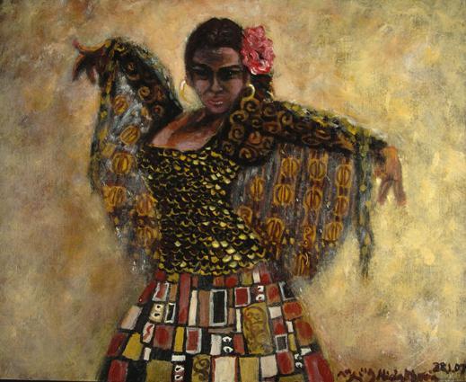 Carmen Amaya by AliciaMurcia